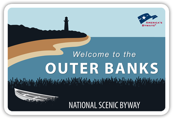 Outer Banks Scenic Byways Logo